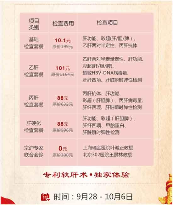 即日起-10月6日河南省医药院附属医院特邀王景林与叶诚正教授会诊!