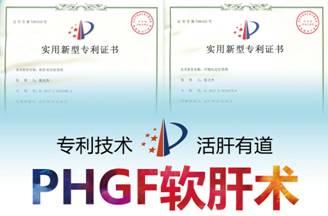 国家专利PHGF软肝术临床成果报告会