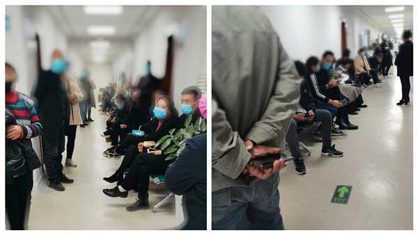 北京地坛医院肝病专家卢书伟病毒性肝炎/肝硬化会诊专场最后3天
